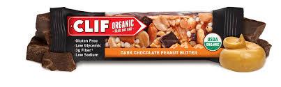 Clif Organic – Dark Chocolate Peanut Butter