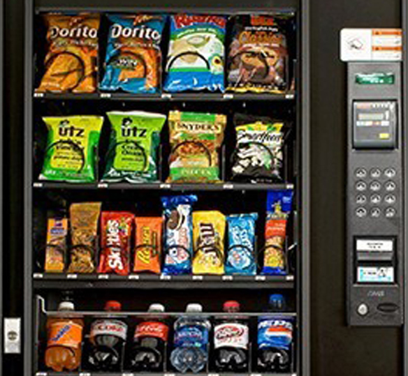 Fort Lauderdale, Florida vending: Two In One Machines!